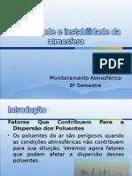 Aula10_Estabilidade e Instabilidade Da Atm