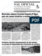 Jornal Oficial de Ilhabela