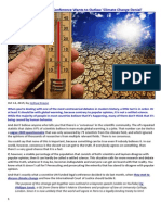 Secretive UN Legal Conference Wants to Outlaw 'Climate Change Denial'