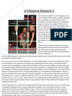 School Magazine Research 2 PDF