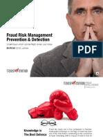 Fraud Risk Manahement