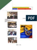 Propuesta Operativa de Participacion Social