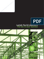 Lantek Flex3d Steelwork 4p (EN-UK)