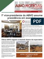 ABVO Noticias Nr 028 Mes 10 2015