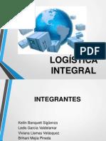 Diapositivas Logística Integral