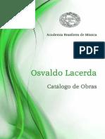 Catalogo O.lacerda