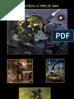 Battletech Presentation