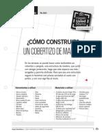 Como Construir Un Cobertizo de Madera_Proyecto Completo