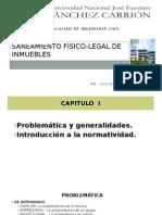 Saneamiento Fisico Legal de Predios