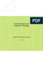 Contaminated Land Strategy