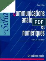 Communications Analogiques Numeriques Hwei HSU S 1 a I Ocr 2