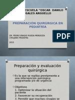 Valoracion Pre-qx. Dr Rueda