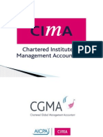 CIMA C1 Introduction & Syllabus 2012