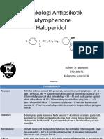Farmakologi Antipsikotik haloperidol