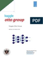 Kaggle Otto Group