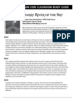 Starry River of the Sky Common Core Educator Guide
