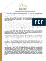 Finanzas Forex Investor Statement of Client Rights