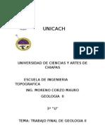 Geologia Aplicada a Las Obras Civiles