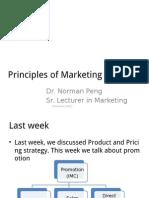 Principles of Marketing L8