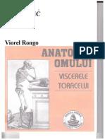 Ranga Viorel Anatomia Omului Viscerele Toracelui