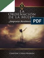 Women's Ordination-Does It Matter-Spanish PDF