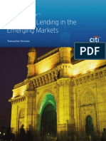 CITI Securities Lending Emerging Markets