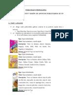 Analisis de un producto Sopas Instantaneas