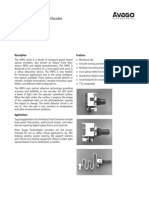 HRPG Miniature Panel Mount Encoder