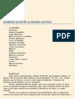 Plutarh - Oameni Ilustri Ai Romei Antice