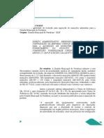 PARECER - Inexigibilidade de Licitação - CONDOR - Munições - Art. 25, I - Fornecedora Exclusiva