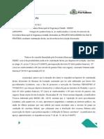 DESPACHO - SESEC - Compra de Quadro Branco, Ar Condicionado e e Carro (Edital, Ata Da Sessão Pública, Mapa Estimado de Preço, Documentação Faltando)