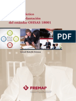 Manual Implantacion OHSAS 18001 FREMAP