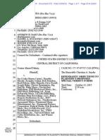 Fahmy v. Jay Z - objections to jury verdict.pdf