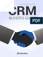The Essential CRM Buyers Guide