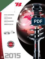 KYB2015 Shock Absorber Catalogue-Version B