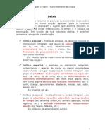 Resumo Funcionamento Da Língua 12º Ano