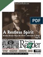 River Cities' Reader Issue 893 - October 1, 2015