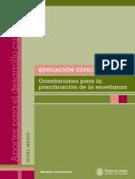 Orientaciones Analítico Cívica Media
