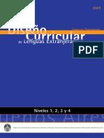 Diseño de currículum de Lenguas Extranjeras