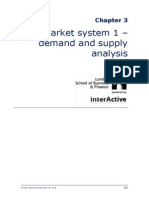 Chapter 3 Demand and Supply Analysis