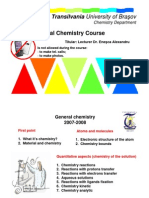 Curs Chimie 1