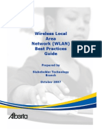 Wireless Best Practices Guid