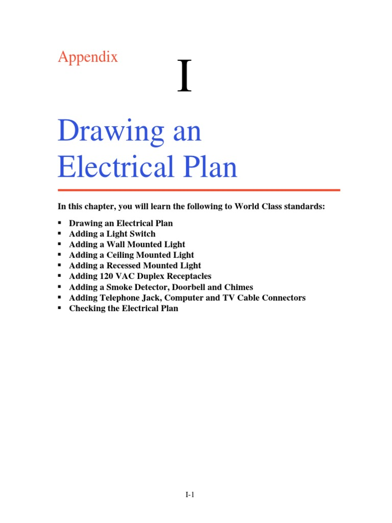 Drawing An Electrical Plan Connector Switch Add A Light From Switched Receptacle