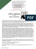 EEUU Andersen - Mystic Contemporáneo - Biografía y Libro de Venta