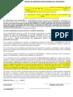 0.4 Contrato de Presta o de Servi Os Advocat Cios Fgts 1999 2014