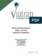 Viatran 218 Manual