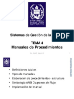 Tema 4 Manual de Procedimentos