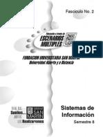 Fasciculo 2 sistemas de informacion