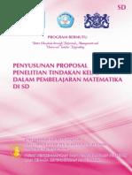 penyusunanproposalpenelitiantindakankelasdalampembelajaranmatematikadisd-100911090033-phpapp02