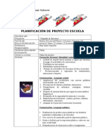 Proyecto El Universo Pilar Díaz Céspedes
